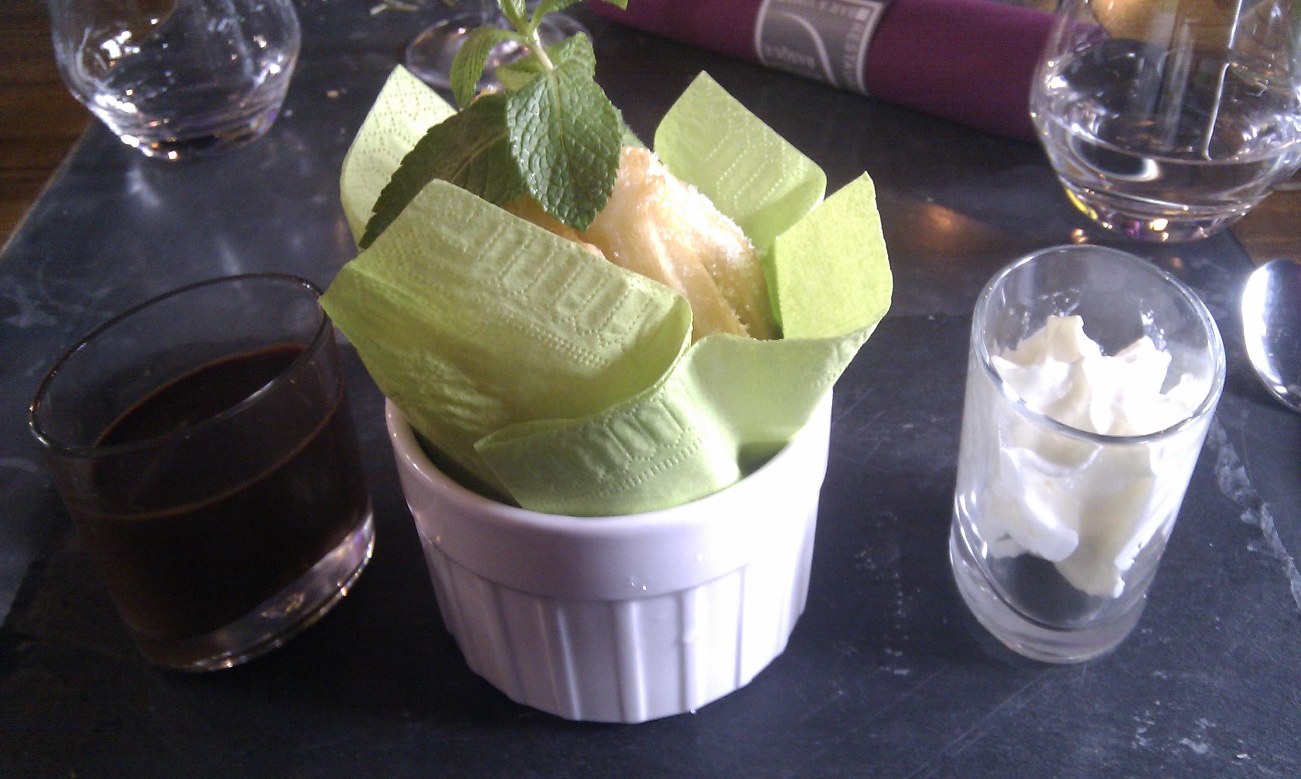 dessert bouchon basque