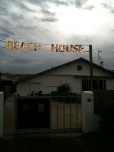 Beach House Anglet extérieur